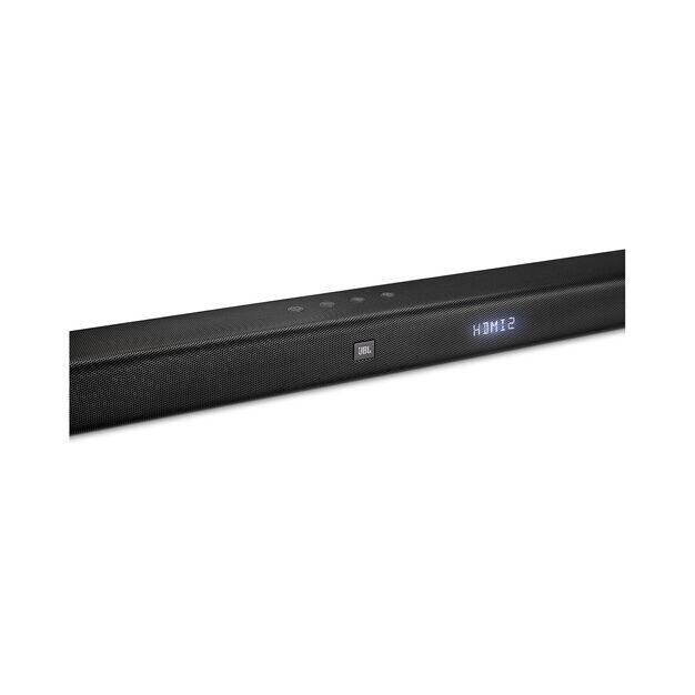 JBL Bar 3.1 - Black - 3.1-Channel 4K Ultra HD Soundbar with Wireless Subwoofer - Detailshot 1