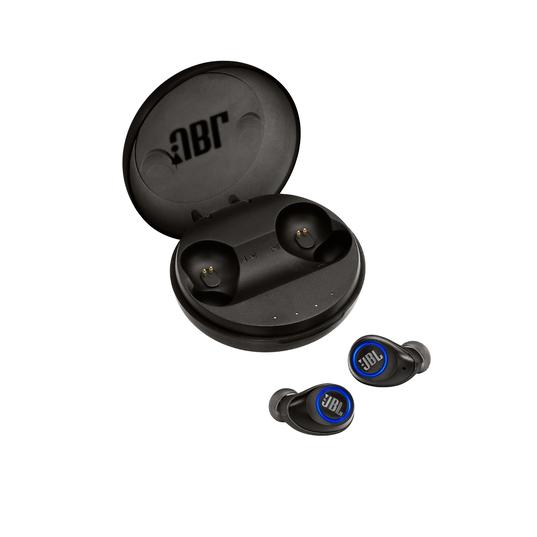 JBL Free X - Black - True wireless in-ear headphones - Hero