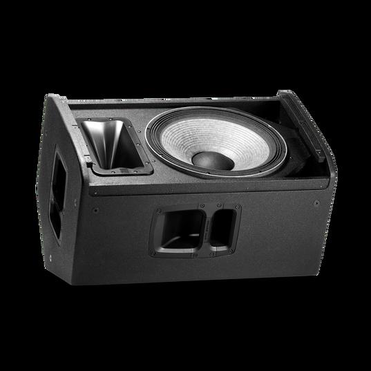 "JBL SRX815P - Black - 15"" Two-Way Bass Reflex Self-Powered System - Detailshot 3"