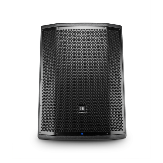 """JBL PRX818XLF - Black - 18"""" Self-Powered Extended Low Frequency Subwoofer System with Wi-Fi - Front"""