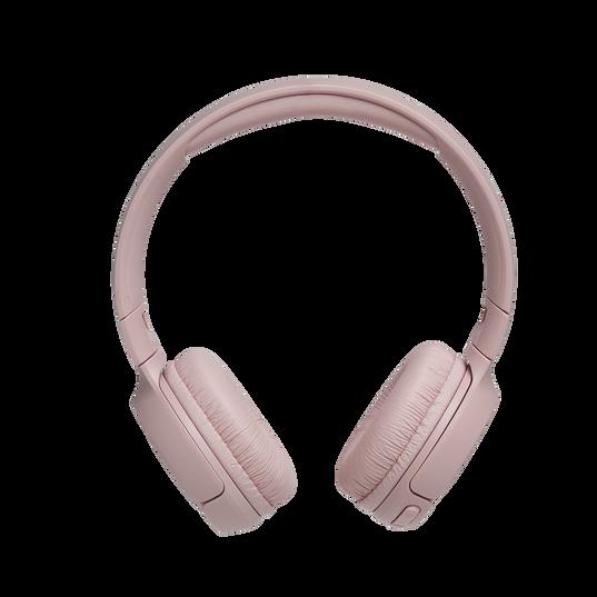 JBL TUNE 500BT - Pink - Wireless on-ear headphones - Front