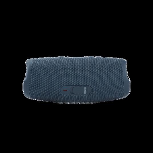 JBL CHARGE 5 - Blue - Portable Waterproof Speaker with Powerbank - Back