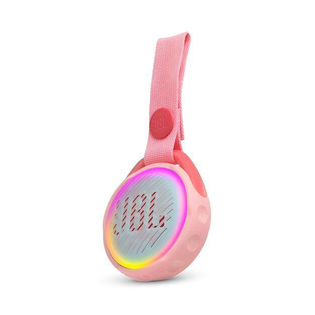 JBL JR POP - Rose Pink - Portable speaker for kids - Hero