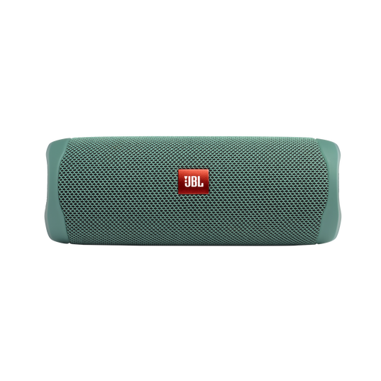 JBL Flip 5 Eco edition - Forest Green - Portable Speaker - Eco edition - Front