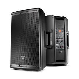 "JBL EON612 - Black - 12"" (30.48 cm) Two-Way Multipurpose Self-Powered Sound Reinforcement - Hero"