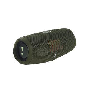 JBL Charge 5 - Forest Green - Portable Waterproof Speaker with Powerbank - Hero