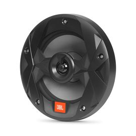 "Club Marine MS8LB - Black Matte - Club Marine MS8LB—8"" (200mm) two-way marine audio multi-element speaker with RGB lighting – Black - Hero"