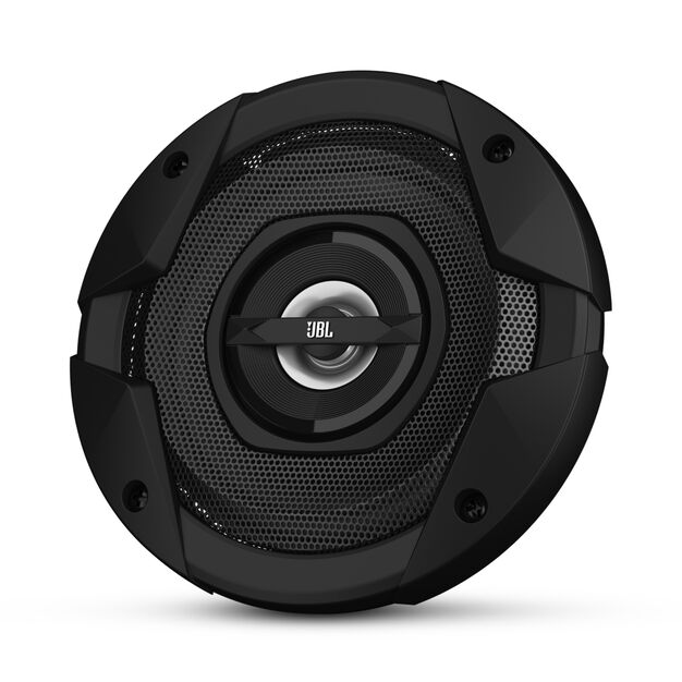 "GT7-4 - Black - 4"" coaxial car audio loudspeaker, 90W - Hero"