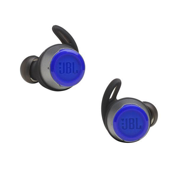 JBL REFLECT FLOW - Blue - True wireless sport headphones. - Detailshot 3