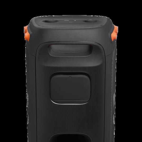 JBL Partybox 110 - Black - Portable party speaker with 160W powerful sound, built-in lights and splashproof design. - Detailshot 8