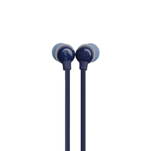 JBL TUNE 115BT - Blue - Wireless In-Ear headphones - Detailshot 1