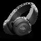 JBL T450BT - Black - Wireless on-ear headphones - Hero