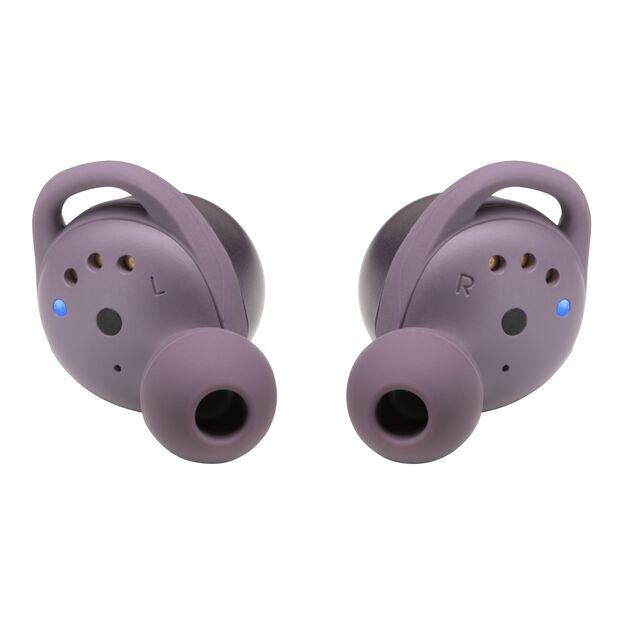 JBL LIVE 300TWS - Purple - True wireless in-ear headphones with Smart Ambient - Back