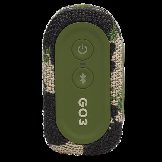 JBL GO 3 - Squad - Portable Waterproof Speaker - Right