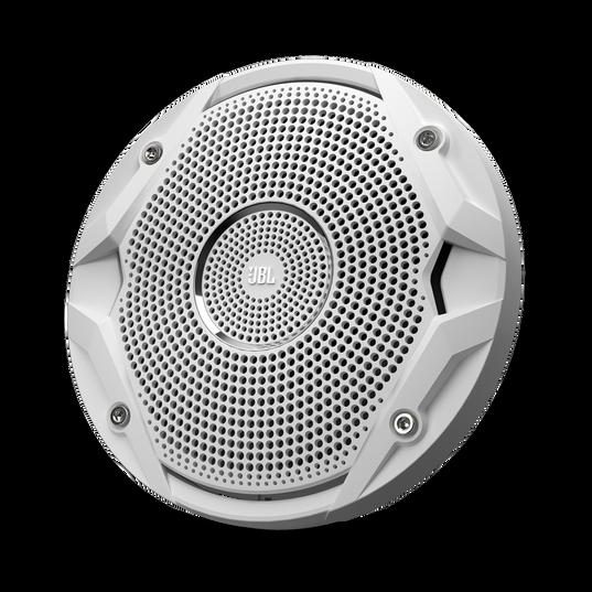 """MS 6510 - White - 6"""" Dual Cone, 150W Marine Speaker - Hero"""