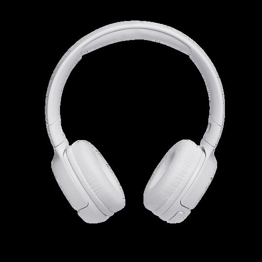 JBL TUNE 500BT - White - Wireless on-ear headphones - Front