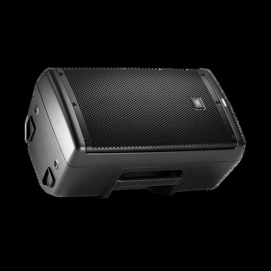 "JBL EON610 - Black - 10"" (25 cm) Two-Way Multipurpose Self-Powered Sound Reinforcement - Detailshot 3"