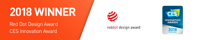 RedDot & CES Awards